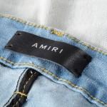 Replica Embroidered AMIRI Jean