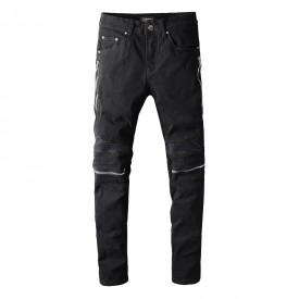 Replica Amiri mx2 jean aged black