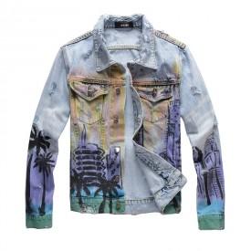 Replica Amiri Hollywood Jacket