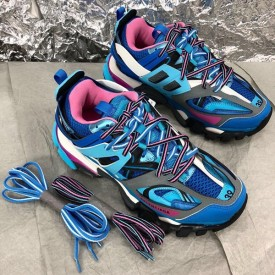 Replica Balenciaga Track Sneakers Blue