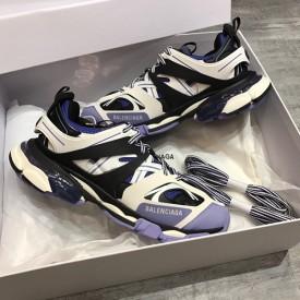Replica Balenciaga Track Sneakers purple