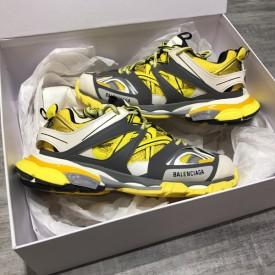 Replica Balenciaga Track Sneakers Yellow