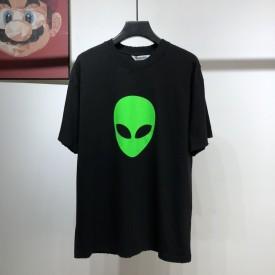 Replica Balenciaga Alien T shirt