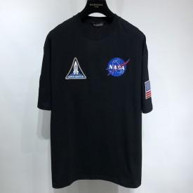 Replica Balenciaga x Nasa T shirt