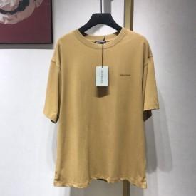 Replica Balenciaga small logo t shirt