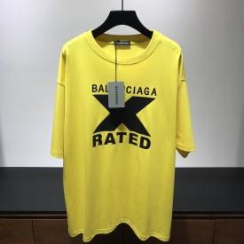 Replica Balenciaga X-Rated t shirt