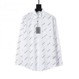 Replica Balencaiga Allover Balenciaga Shirt