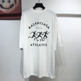 Replica Balenciaga Marathon T shirt