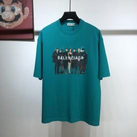 Replica Real Balenciaga T shirt