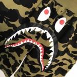 Replica Bape Camo Shark Short