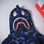 Replica Bape shark hoodies