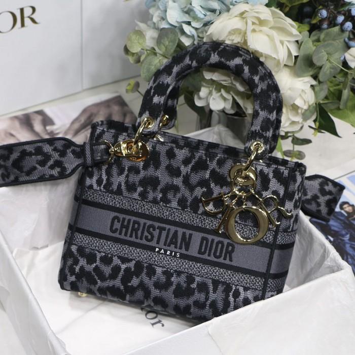 Replica Dior Medium Lady D-Lite Bag