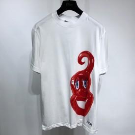 Replica Dior and Kenny Scharf T shirt