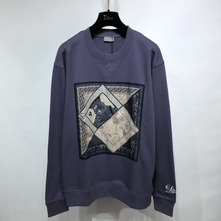 replica DIOR AND KENNY SCHARF Sweater