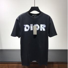 Replica Dior logo 3d print t shirt