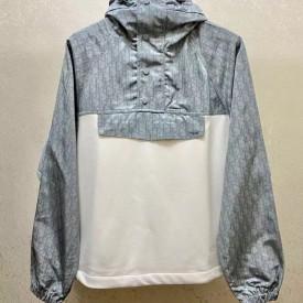 Replica Dior Oblique Hooded Anorak