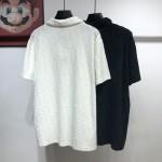 Replica Dior Oblique polo white