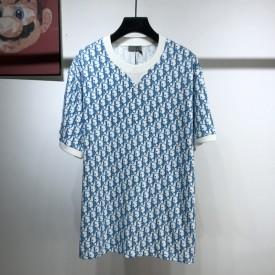 Replica Dior Oblique T shirt