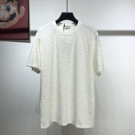 Replica Dior Oblique T shirt white