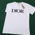 Replica Oversized Dior Tshirt White