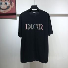 Replica Dior Flowers T shirt