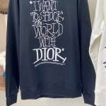 Replica Dior and Shawn Hoodies
