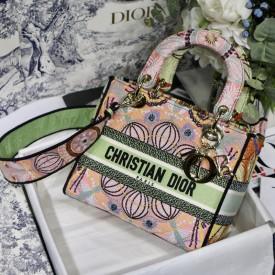 Replica Lady Dior Multicolor Dior In Lights