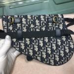 Replica Dior Oblique Saddle Belt Bag