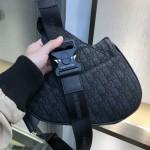 Replica Dior Men Saddle Bag