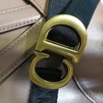 Replica Dior Saddle Calfskin Belt Bag