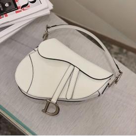 Replica Dior Saddle Calfskin Bag