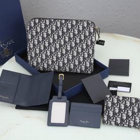 Replica dior travel kit pouch