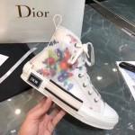 Replica Dior B23 Flowers Oblique