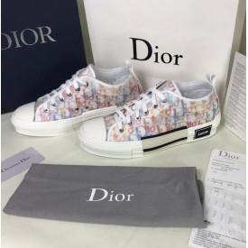 Replica Dior B23 Low Oblique