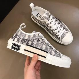 Replica Dior B23 Low Logo Oblique