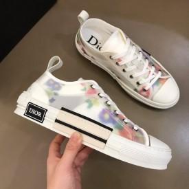 Replica Dior B23 Low Flowers Oblique