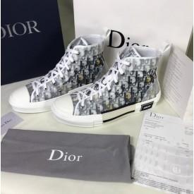 Replica Dior B23 Oblique Foxton Print