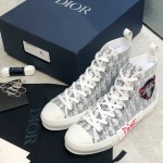 Replica Dior B23 bull sneaker