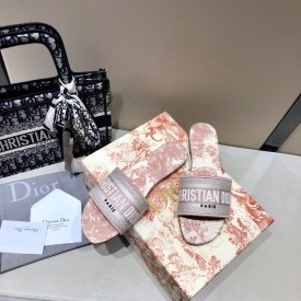 Replica Dior Dway Slide