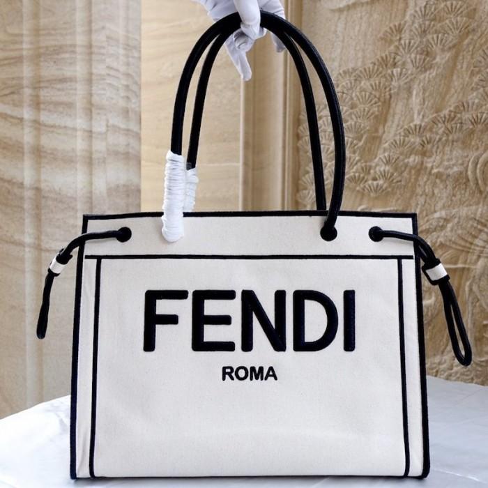 Replica Fendi California Sky Roma shopper