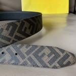 Replica Fendi Reversible belt