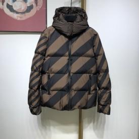 Replica Fendi Reversible coat