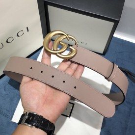Replica Gucci double gg belt