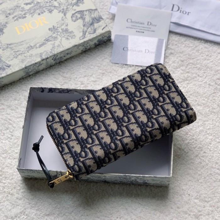Replica Dior Oblique Wallet