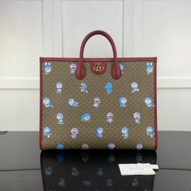 Replica Doraemon x Gucci bag