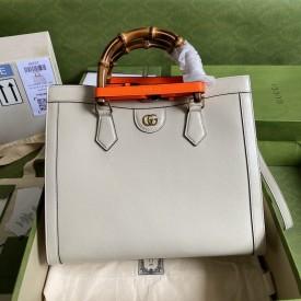 Replica Gucci Diana medium tote bag