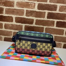 Replica Gucci GG Multicolour belt bag