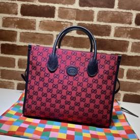 Replica Gucci GG Multicolour small tote bag