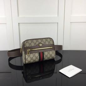 Replica Gucci Ophidia GG Supreme small belt bag