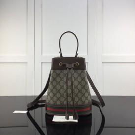 Replica Gucci Ophidia small GG bucket bag